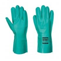 Set Manusi protectie Nitrosafe Chemical 12 perechi A810 Portwest