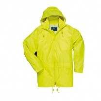 S440YER - Jacheta de ploaie galben ADULT CLASIC (PN)