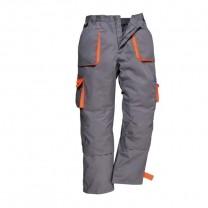 TX11GRR - Pantaloni protectie talie gri carbune TEXO CONTRAST (PN)