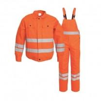 9093 4B89 - Costum salopetă cu pieptar FILIP (RN)