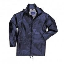 S440NAR - Jacheta de ploaie albastru marin ADULT CLASIC (PN)