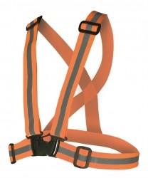 Bretele elastice reflectorizante H8928 Ardon