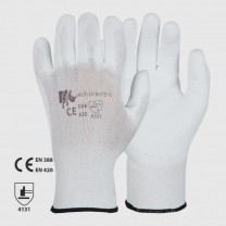 Manusi de protectie Flexi White Sirin Safety